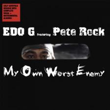 Edo G / Pete Rock - My Own Worst Enemy RSD - 2x LP Vinyl