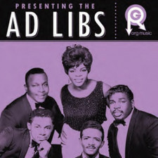 The Ad Libs - Presenting The Ad Libs RSD - LP Colored Vinyl
