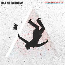 DJ Shadow - Live In Manchester: The Mountain Has Fallen Tour - 2x LP Vinyl