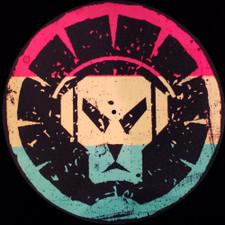 Metalheadz - Rasta Lion Logo (Dom & Roland) - Single Slipmat