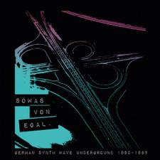 Various Artists - Sowas Von Egal. (German Synth Wave Underground 1980-1985) - LP Vinyl