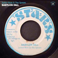 Junior Ross & The Spears - Babylon Fall - LP Vinyl