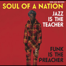 Various Artists - Soul Of A Nation 2 - Jazz Is The Teacher, Funk Is The Preacher - 3x LP Vinyl