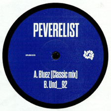"Peverelist - Bluez - 12"" Vinyl"