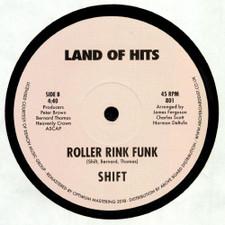 """Shift - Roller Rink Funk - 12"""" Vinyl"""