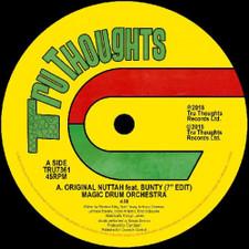 """Magic Drum Orchestra - Original Nuttah / Dread Nourishment - 7"""" Vinyl"""