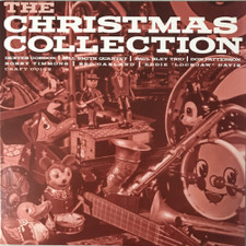 Various Artists - The Christmas Collection - LP Colored Vinyl