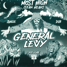 "General Levy - Most High (Clean Heart) - 12"" Vinyl"