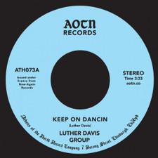 "Luther Davis Group - Keep On Dancin / You - 7"" Vinyl"