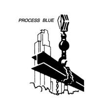 Process Blue - Control Panel - LP Vinyl