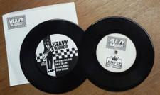 "Heavy Manners - Ska Jam / Blue Beat - 7"" Vinyl"