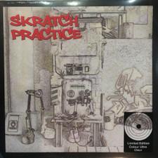 DJ T-Kut - Scratch Practive - LP Clear Vinyl