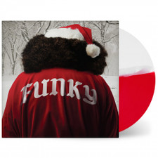 Aloe Blacc - Christmas Funk - LP Colored Vinyl