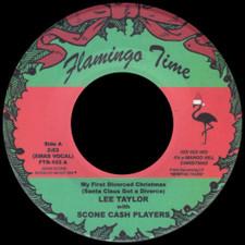 "Scone Cash Players - Scone Cold Christmas - 7"" Vinyl"