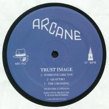 "Trust Image - A Man Cut In Slices - 12"" Vinyl"
