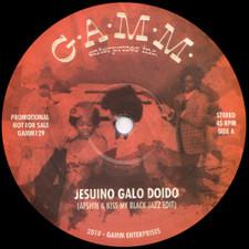 "Afshin & Kiss My Black Jazz - Jesuino Galo Doido / Make It Reggae - 12"" Vinyl"