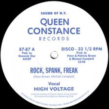 "High Voltage - Rock, Spank, Freak - 12"" Vinyl"