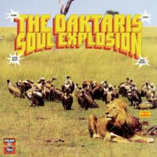 The Daktaris - Soul Explosion - LP Vinyl