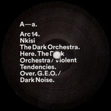 "Nkisi - The Dark Orchestra - 12"" Vinyl"