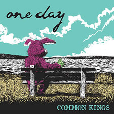 """Common Kings - One Day - 10"""" Vinyl Picture Disc"""
