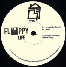 "Floppy Life - Beneath The Surface Ep - 12"" Vinyl"