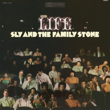 Sly & The Family Stone - Life - LP Colored Vinyl