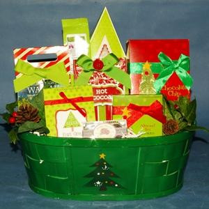 Warm Wishes Basket