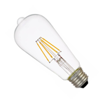 Osram Sylvania ST19 4.5W Medium Screw LED Filament Lamp