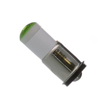 6MF-G-6P Multi-Chip Flange 6V Green LED