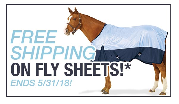 Free Shipping on Fly Sheets!*