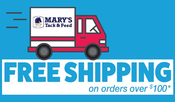 Free Ship on orders over $100!*