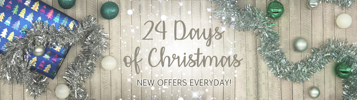 24 Days of Christmas Offers