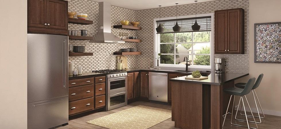 Elegant Quality Cabinets Classic 2 Maple