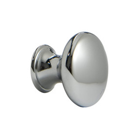 Bright Chrome Knob