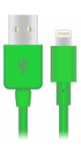 Buy Naztech Charge & Sync Lightning USB Connector for Apple Devices (Green) with Free Shipping from www.creekle.com