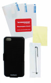 Buy Naztech Case, 3.1A Car charger, Holster, Screen protector, & Stylus Bundle for Apple iPhone 5c with Free Shipping from www.creekle.com
