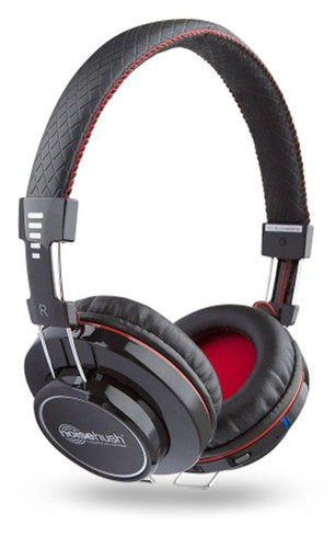 Buy Noisehush Freedom BT700 Bluetooth Stereo Headphones W/ Mic (Black) with Free Shipping from www.creekle.com