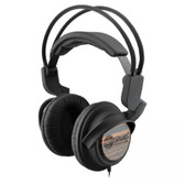Buy Noisehush NX22R 3.5mm Stereo Headphones with In-Line Mic (Wood) with Free Shipping from www.creekle.com