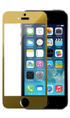 Buy Beyond Cell Tempered Glass Screen Protector for Apple iPhone 5s/5c/5 (Gold) with Free Shipping from www.creekle.com