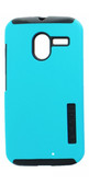 Buy Incipio DualPro Hard-Shell Case for Motorola Moto X (Blue/Gray) with Free Shipping from www.creekle.com