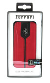 Buy Ferrari Leather Book-type Flap Case for Apple iPhone 5s/5 (Red/Black) with Free Shipping from www.creekle.com