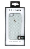Buy Ferrari GT Carbon Snap-on Hard Case for Apple iPhone 5s/5 (Silver) with Free Shipping from www.creekle.com