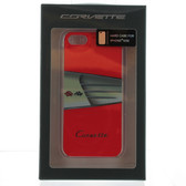 Corvette Hard Case iPhone for 5 / 5s / SE - C1 Classic Light Red