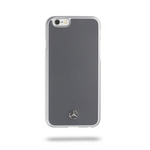 Mercedes-Benz Metallic Plate Hard Case for iPhone 6 / 6s Plus - Gray