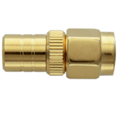 Bolton Technical SMB-Female to SMA-Male Connector