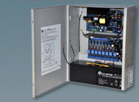 AL600ULACMCB Altronix 8 PTC Outputs Power Supply/Access Power Controller. 12/24VDC @ 6A. - Qty. 1