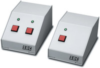 DTMO-2 SDC Two Button Momentary Switch LED Mini-Console