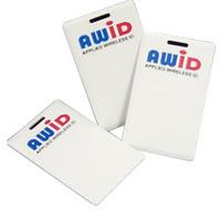CS-AWID-0-0 AWID Clamshell Badge - Qty. 50