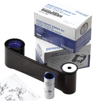 534000-011 Datacard Color Ribbon & Cleaning Kit YMCKFKT - 300 Prints {map:171}
