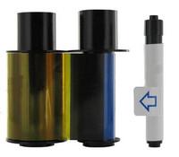 44255 Fargo Color Refill Ribbon - YMCKOK - 200 prints {map:60.68}